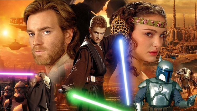 Star Wars Episode II: Attack of the Clones movie scenes Who to Follow