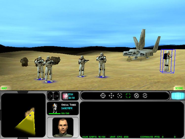 Star Wars: Force Commander Star Wars Force Commander Windows Games Downloads The Iso Zone