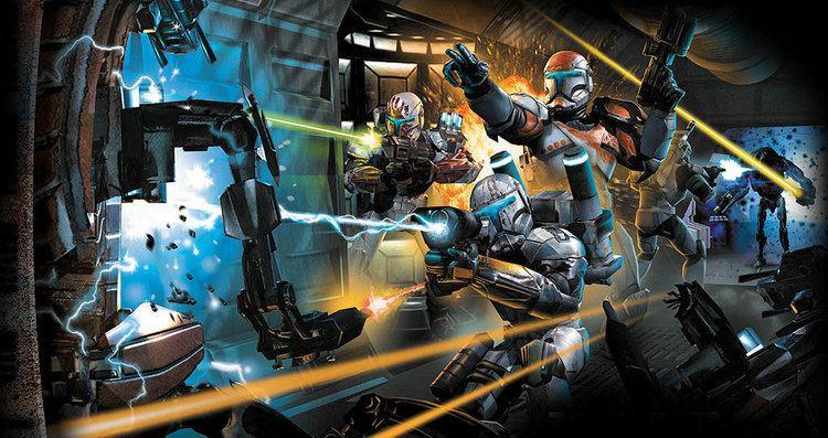 Star Wars Republic Commando Alchetron The Free Social