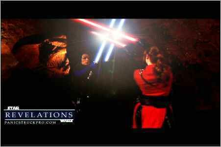 Star Wars: Revelations TheReelMcCoy Star Wars Revelations
