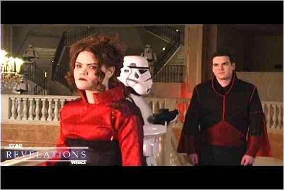 Star Wars: Revelations Nominal Me Star Wars Revelations