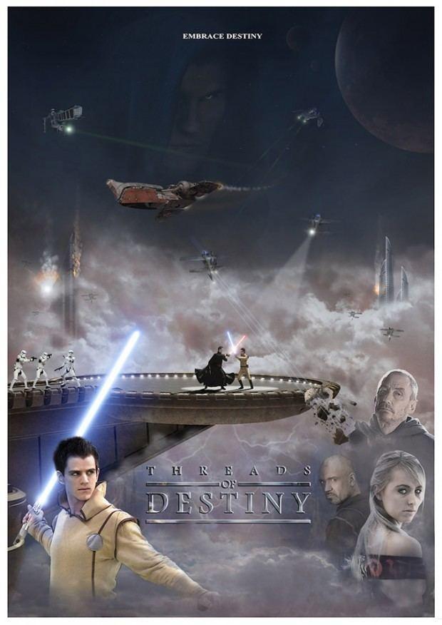 Star Wars: Threads of Destiny Star Wars Threads of Destiny FullLength Fan Film MightyMega