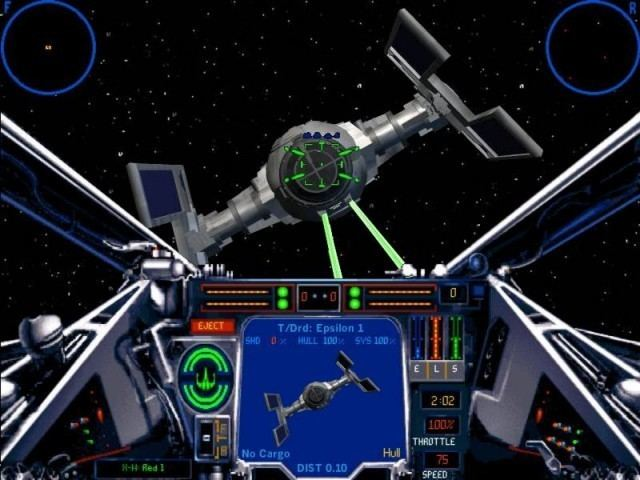 Star Wars: X-Wing vs. TIE Fighter Star Wars XWing Vs TIE Fighter screenshots images and pictures