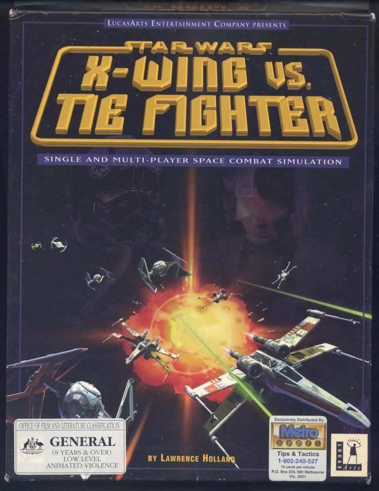 Star Wars: X-Wing vs. TIE Fighter httpsmixnmojocomgalleriesfullfull2008053022