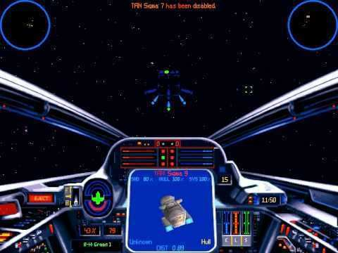 Star Wars: X-Wing vs. TIE Fighter Star Wars XWing vs Tie Fighter Coop done right YouTube