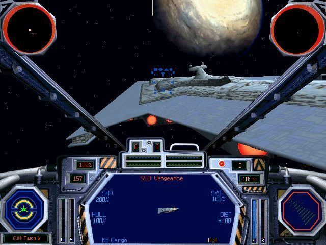 Star Wars: X-Wing vs. TIE Fighter Star Wars XWing Vs TIE Fighter Balance of Power Campaigns