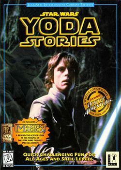 Star Wars: Yoda Stories httpsuploadwikimediaorgwikipediaenthumb6