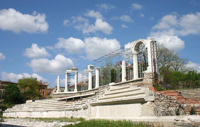 Stara Zagora in the past, History of Stara Zagora