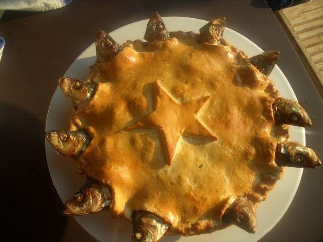 Stargazy pie Eat More Fish Stargazy Pie