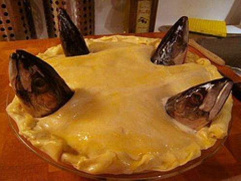 Stargazy pie 17 Best images about STARGAZY PIE RECIPES on Pinterest Fishing