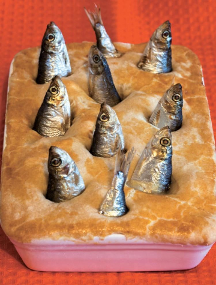 Stargazy pie Yuck disgusting things people eat slide 8 NY Daily News