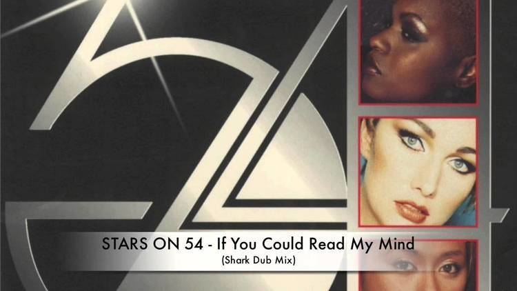 Stars on 54 STARS ON 54 If You Could Read My Mind Shark Dub Mix Remix