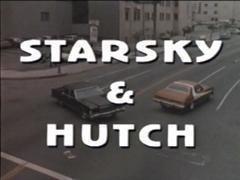 Starsky and Hutch (film) movie poster