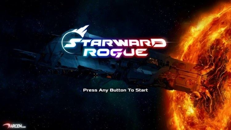 Starward Rogue Starward Rogue SciFi Twin Stick Bullet Hell Rogue Like YouTube
