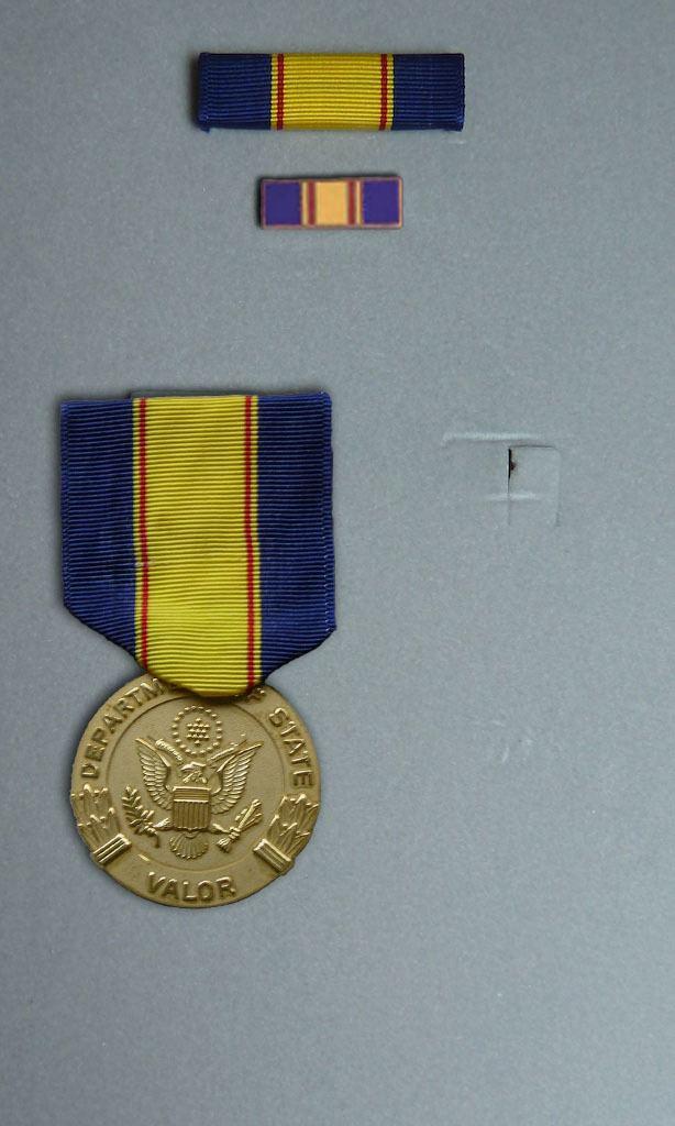 State Department Award for Valor