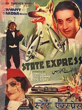 State Express movie poster