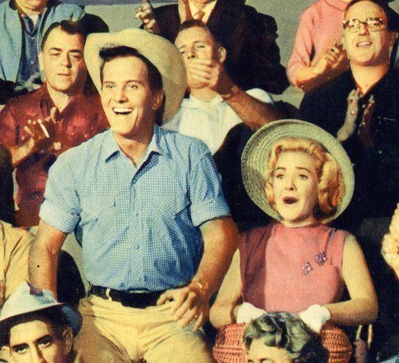 State Fair (1962 film) State Fair Lobby Card Starring Pat Boone Ann Margret and Bobby