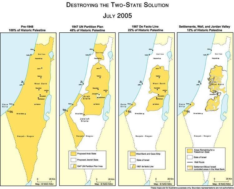 State of Palestine Dear Prospective Parliamentary Candidate Israel and Palestine