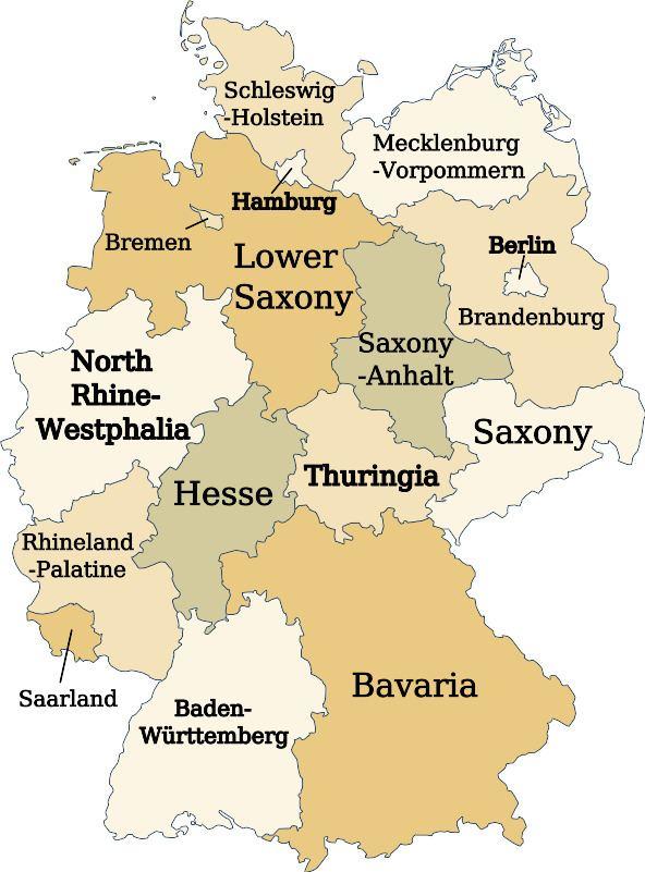 States of Germany States of Germany Familypedia Fandom powered by Wikia