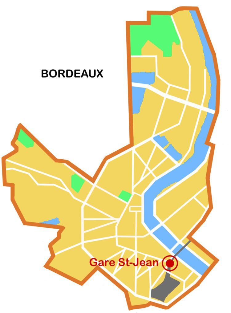Station Gare Saint-Jean (Tram de Bordeaux)