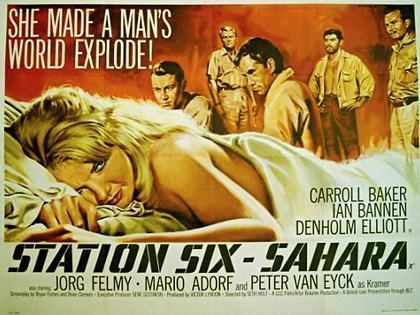 Station Six-Sahara BFI Sight Sound Lost and found Station Six Sahara