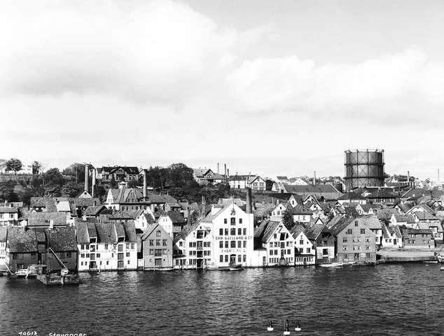 Stavanger in the past, History of Stavanger