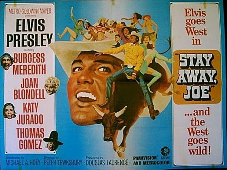 Stay Away, Joe ELVIS MONTH Day 26 Stay Away Joe 1968 Ruby Canoe Design