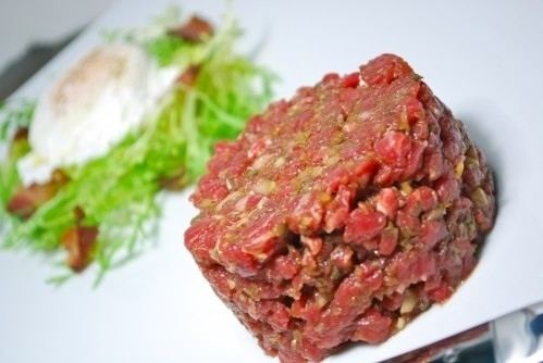 Steak tartare Here39s Why You Should Never Make Steak Tartare At Home