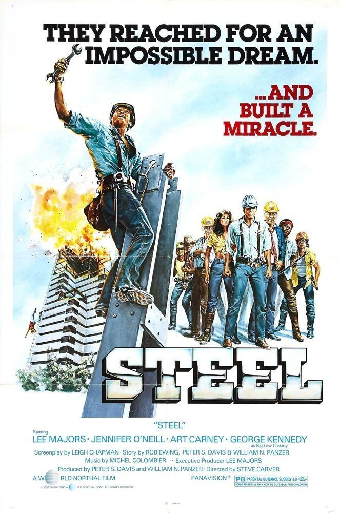 Steel (1979 film) Every 70s Movie Steel 1979