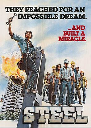 Steel (1979 film) Steel 1979 DVD Movie Night DVD