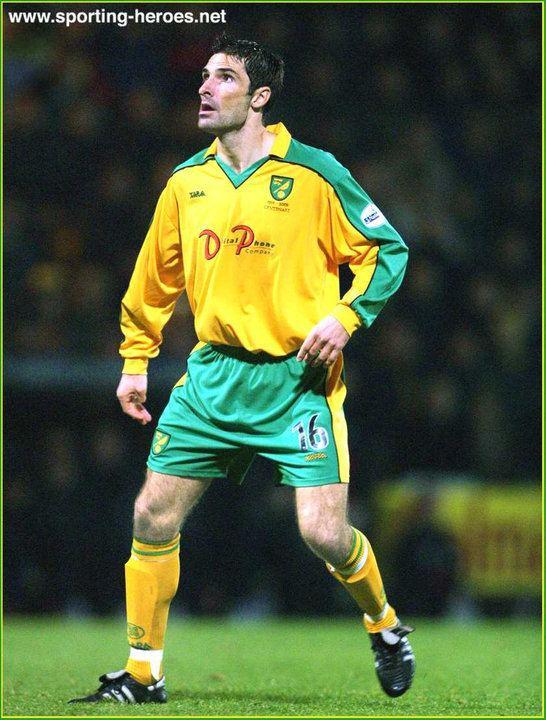 Steen Nedergaard Steen NEDERGAARD League appearances Norwich City FC