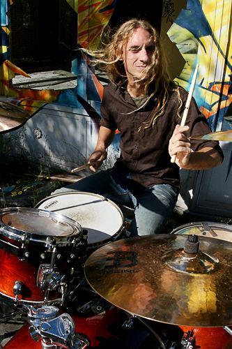 Stef Broks Stef Broks MEINL Cymbals Artists