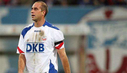 Stefan Beinlich 3 Liga Beinlich ist neuer Manager von Hansa Rostock