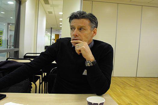 Stefan Lundin Elitcertifieringen Ett lpande projekt