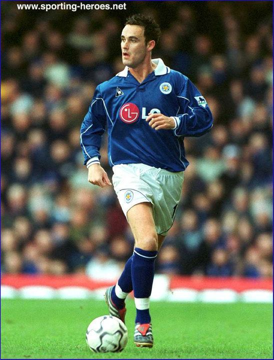 Stefan Oakes Stefan OAKES League appearances Leicester City FC