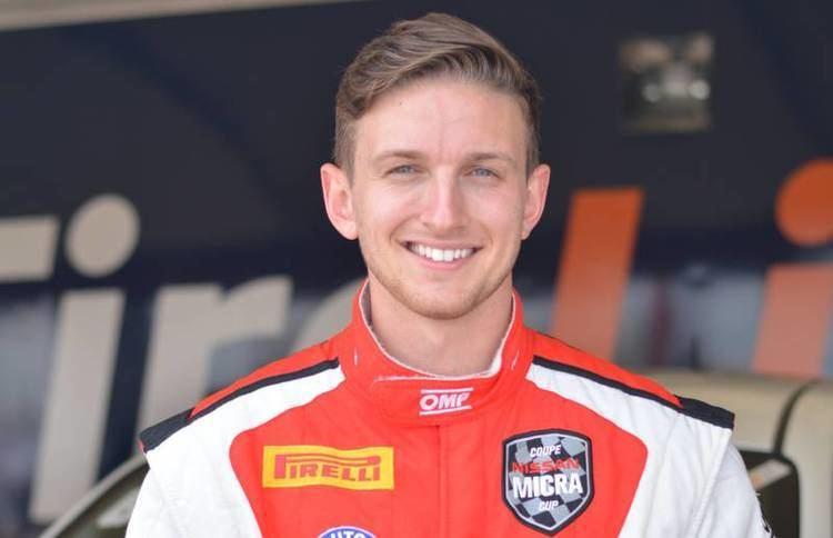 Stefan Rzadzinski Edmontons Stefan Rzadzinski living his racing dream out east Driving