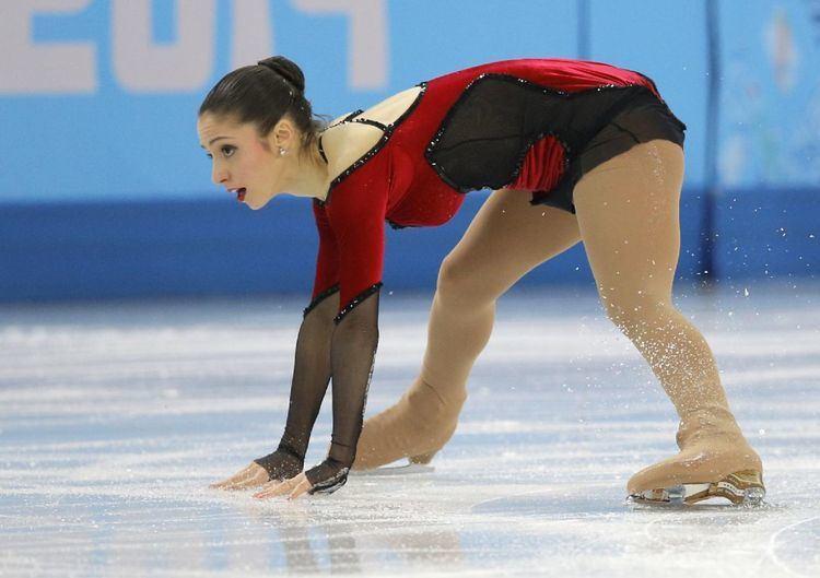 Stefania Berton stefaniabertonsochi2014winterolympics5jpg