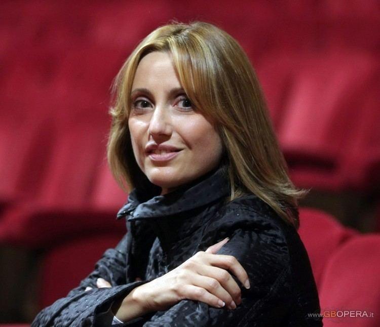 Stefania Bonfadelli Senza truccoStefania Bonfadelli GBOPERA