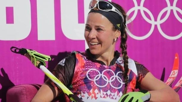 Stefanie Böhler Olympia 2014 Stefanie Bhler wird Sechste ber 10 km im Skilanglauf