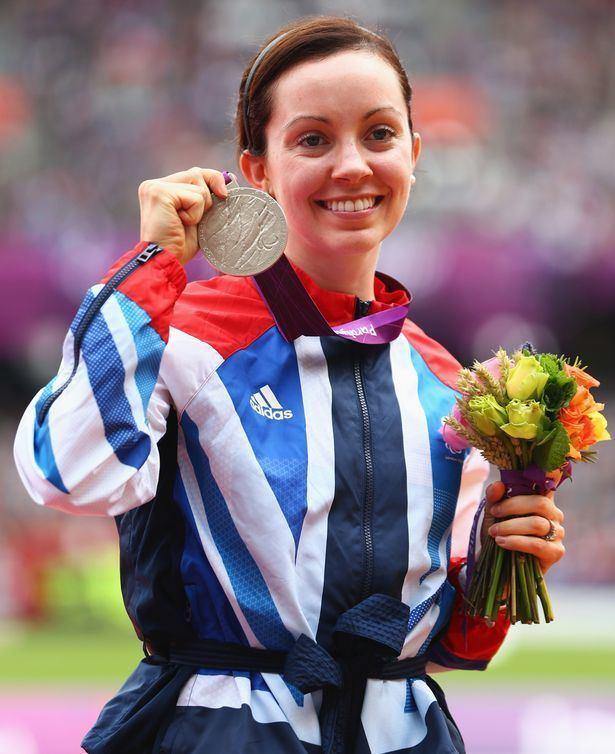 Stefanie Reid Paralympian Stefanie Reid thought her dream was over when a boat