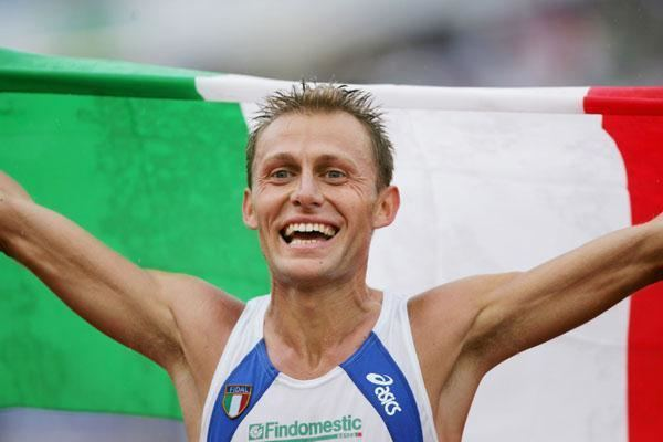 Stefano Baldini Baldini Italian Marathon legend retires A look back