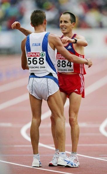 Stefano Baldini Stefano Baldini Photos 19th European Athletics