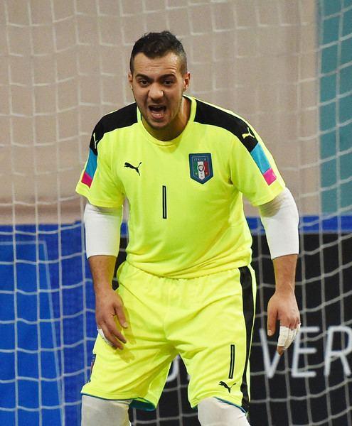 Stefano Mammarella Stefano Mammarella Photos Photos Italy v Slovakia FIFA Futsal