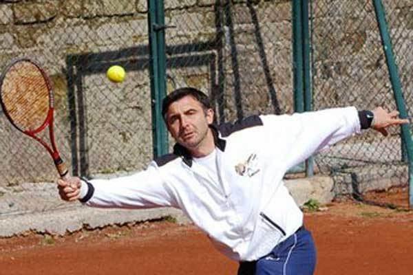 Stefano Pescosolido Stefano Pescosolido tecnico alla Milago Tennis Academy