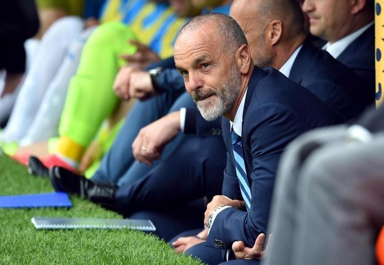 Stefano Pioli Inter Milan sack Stefano Pioli with three games still to play as