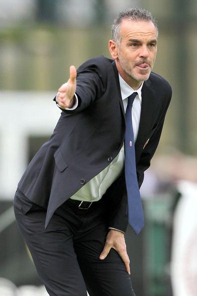 Stefano Pioli Stefano Pioli Photos AC Siena v Bologna FC Serie A