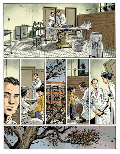 Stefano Raffaele Pandemonium Anteprima uBC Fumetti