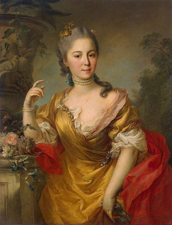 Stefano Torelli Portrait of Countess Anna Alexandrovna Chernyshova