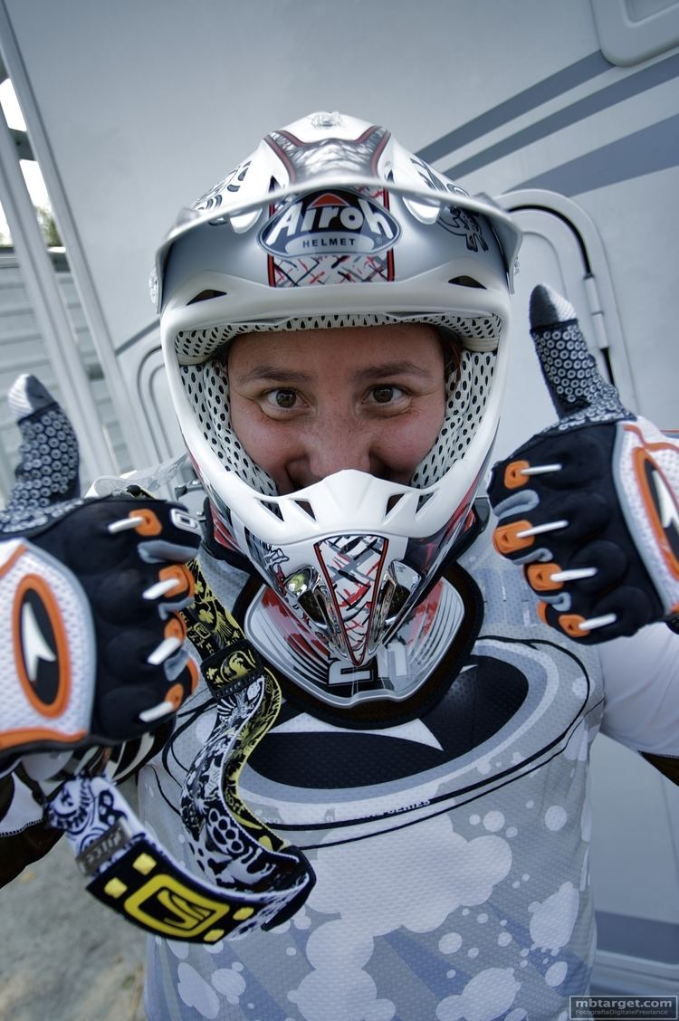 Stefy Bau Stefy Bau From World Class Motocross Athlete TO Powersports
