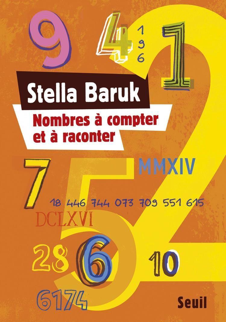 Stella Baruk Echec et Maths Stella Baruk Sciences humaines Seuil Editions Seuil